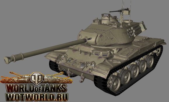 HD шкурка для M41 Walker Bulldog