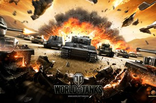 Обои World of Tanks 1280x1024
